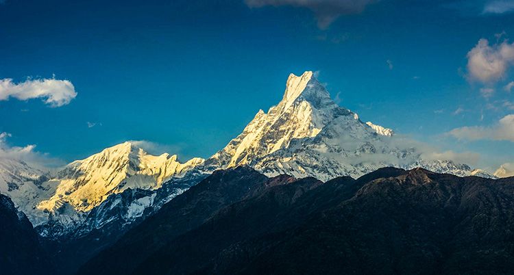 Machhapuchhre Model Trek