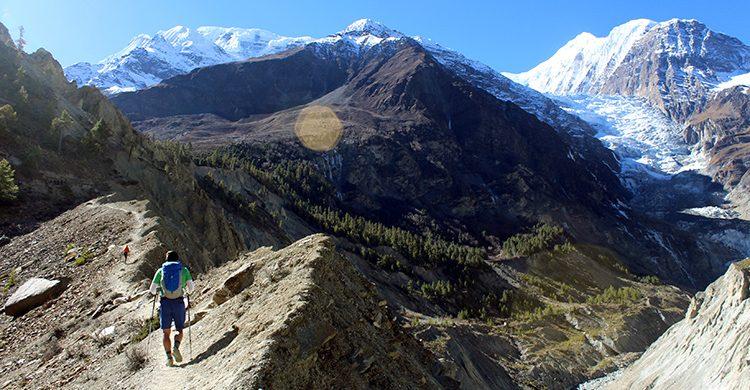 trekking-in-nepal-gangapurna-peak-annapurna-region-destination-management-in-nepal-mountains